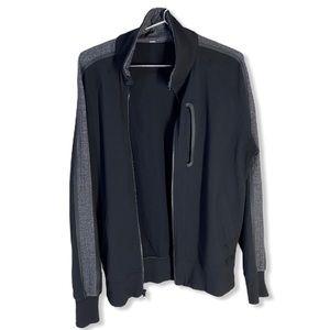 Lululemon Sojourn Jacket Mens Black Size Medium